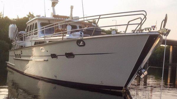 Spinosa Steel Boat