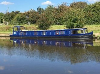 2016 Mirfield Boat Company Traditional Thames Launch