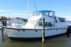 1984 Atlantic 47 Motor Yacht Aft Cabin