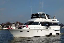 1989 Viking 55 Motor Yacht Widebody