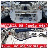 2011 Bavaria 55