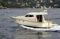 2008 Portofino 37 Hard Top