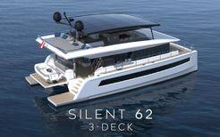 2022 Silent 62 3-deck open