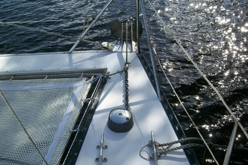 1990 PDQ Fantastic Condition - New Windless
