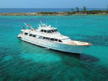 1983 Broward Motor Yacht 110 Pilothouse