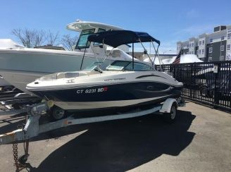 2010 Sea Ray 185 spt