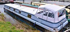 2021 Wide Beam Narrowboat Viking Canal Boats 70 x 12 06