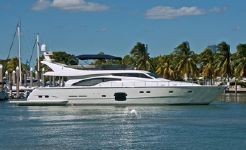 2007 Ferretti Yachts 760