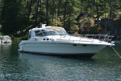 1995 Sea Ray 400 EC
