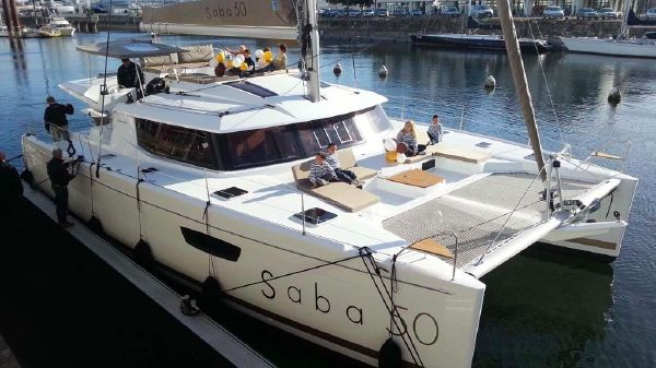 Fountaine Pajot SABA 50 Fountaine Pajot Saba 50