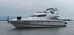 1998 Sunseeker Manhattan 62