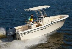 2013 Grady-White Fisherman 209
