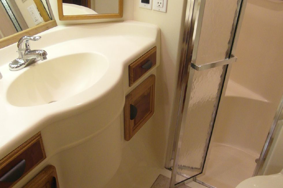 1993 Sea Ray 500 Master Sink/Vanity