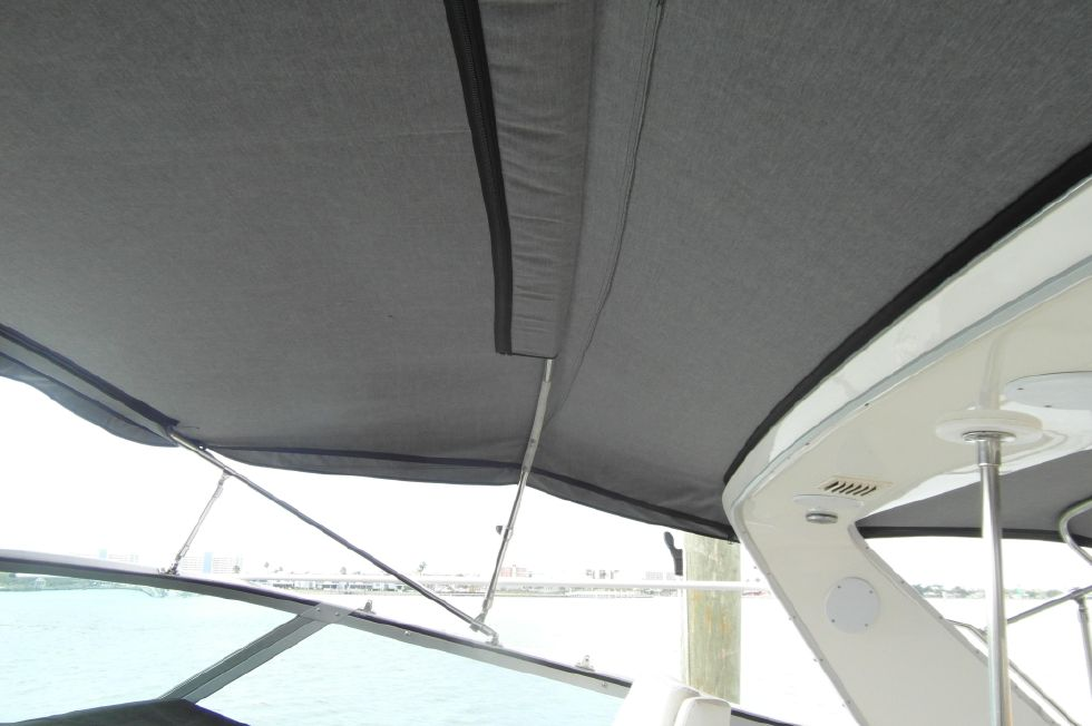 1993 Sea Ray 500 Helm Bimini