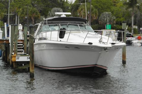 1993 Sea Ray 500 Sundancer - 1993 Sea Ray 500 Sundancer