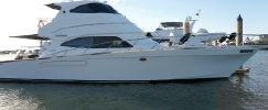 Precision 58 Flybridge Sports