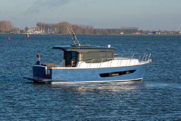 2019 Motor Yacht Pescador 35