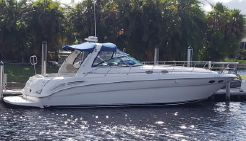 2000 Sea Ray 380 Sundancer with Diesels