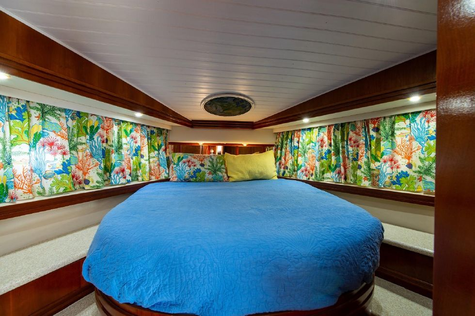 VIP Stateroom Forward