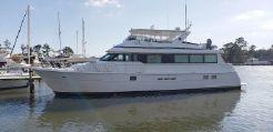1997 Hatteras Sport Deck Motor Yacht