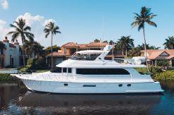 2000 Hatteras 75 Motoryacht