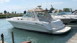 2000 Sea Ray 410 Express Cruiser