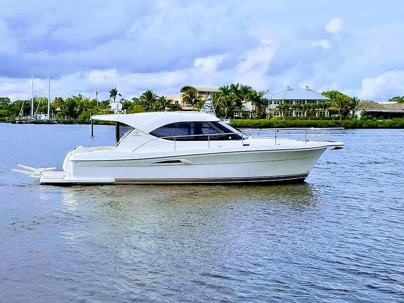 2007 Riviera 3600 Sport Yacht - Jan 2018 Photo