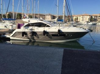 2012 Sessa Marine C35 HARD TOP