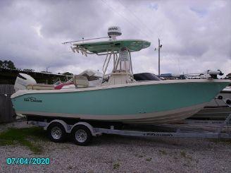 2020 Sea Chaser Hybrid Fish & Cruise
