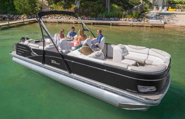 2018 Tahoe Pontoon Cascade Entertainer - 27'