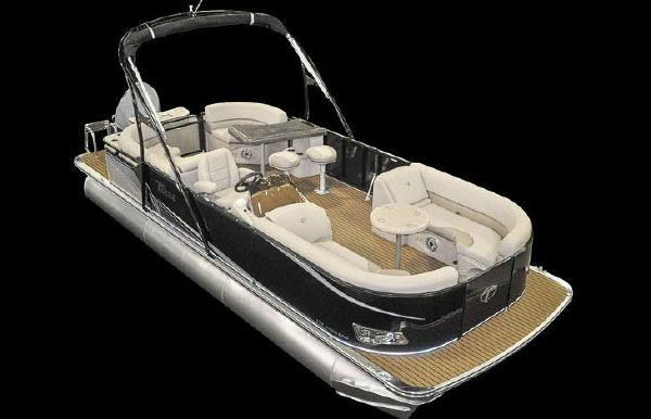 2018 Tahoe Pontoon LTZ Entertainer - 24'