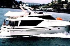 1996 Mckinna 48 Pilothouse