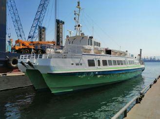 2019 Catamaran Ferry 29 m