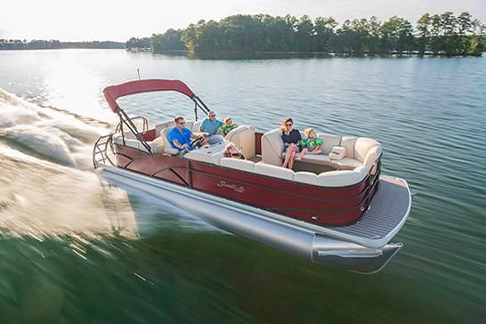 2018 Sweetwater Premium Edition 255 SB