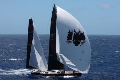 2003 Green Marine Farr Design 115 Ketch