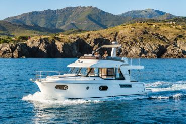 2020 Beneteau Swift Trawler 41 Fly