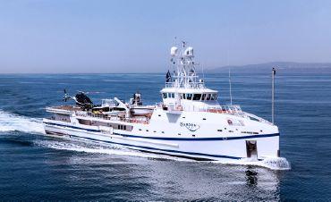 2012 Damen GARCON Support Vessel