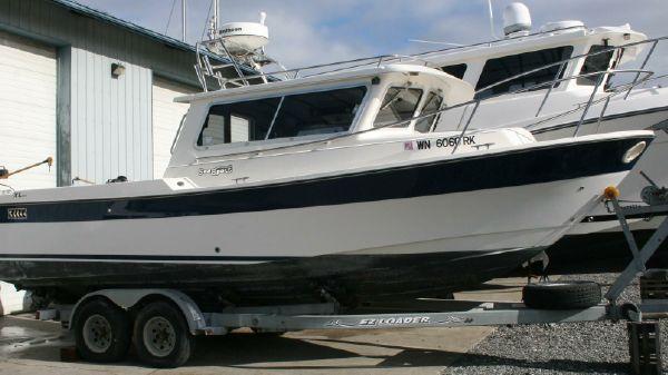 Sea Sport 24 XL Profile