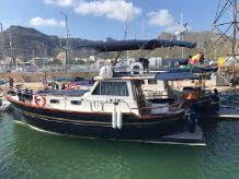 2002 Menorquin Yacht 120