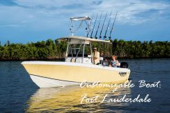 2022 Bluewater Sportfishing 2350