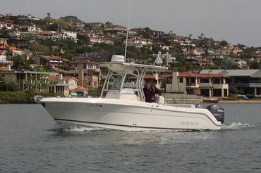 2008 Robalo 240 CC
