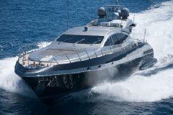 2005 Mangusta 28m Overmarine