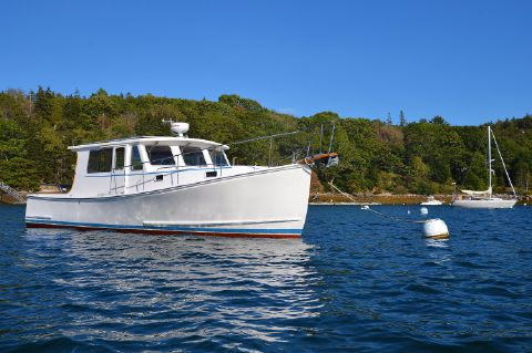 2007 Duffy 35 Downeast 35 Boats for Sale - Yachting Solutions