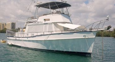 "1988 Grand Banks ""42"" Classic"