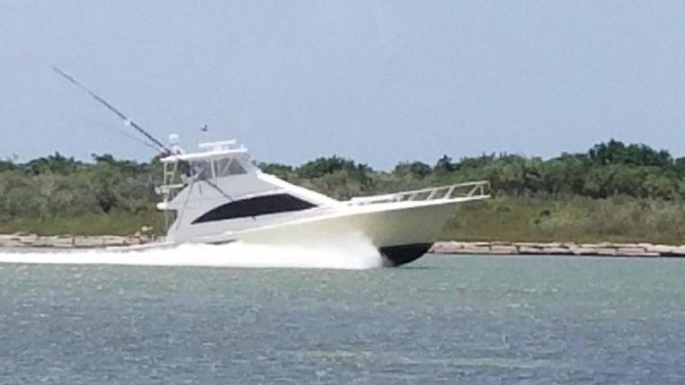 2000 Ocean Yachts