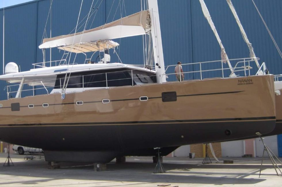 2009 Sunreef Fly Bridge 62