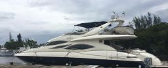 2001 Sunseeker Manhatten