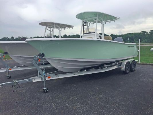 Sportsman Open 232 Center Console - main image