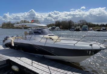 2008 Sessa Marine Key Largo 36