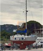 1990 Custom Gruno Sail Van De Stadt 35